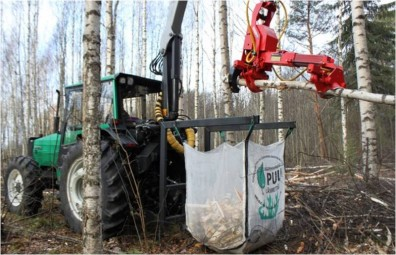 S23 Felling, Processing & Logging Head
