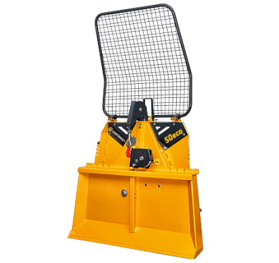 Uniforest 50ECO Forestry Winch / Timber Winch