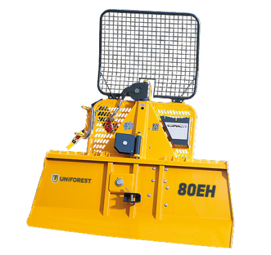 Uniforest 80EH / 80EHPro Forestry Winch