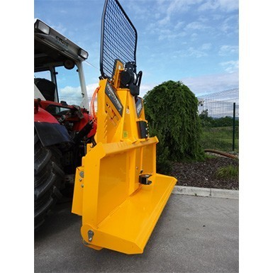 Uniforest 95H Pro hinged butt plate Forestry Winch