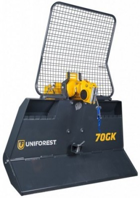 Uniforest 70GK constant power forestry winch