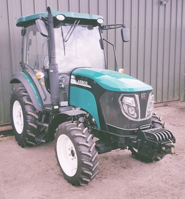 Arbos 3055, 50hp 4wd tractor with cab (sold)