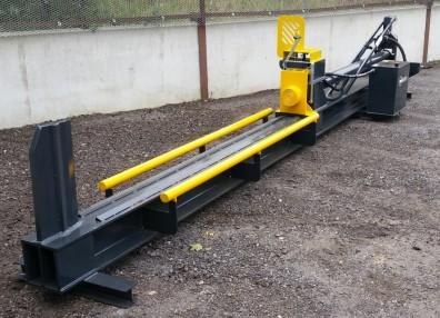 30, 40, 50, 60 ton Horizontal Log Splitter