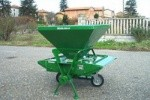 Fertilizer/Salt Spinner