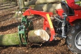 Forestry & Woodland Machinery