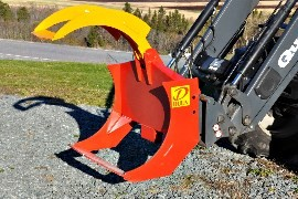 Timber Grabs & Loader Grabs category of products