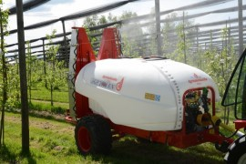 AGP 2000EN Trailed Mist Sprayer