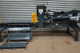 14, 18, 23 ton Horizontal Log Splitter