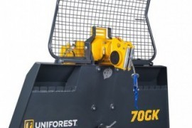 Uniforest 70GK constant power forestry winch