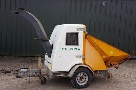 MV Viper Chipper Shredder