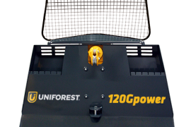 Uniforest 120G Forestry winch / timber winch