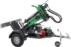 Robust R20BA Petrol engine Towable Log Splitter