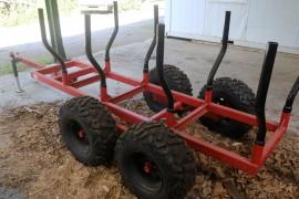 JMS900R forestry trailer
