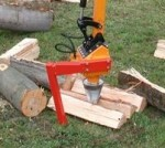Cone Log Splitters