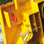 Uniforest 50E Forestry Winch / Timber Winch