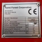 Used Farmi WP36TR