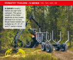 Palms Professional Forestry Trailers