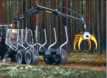 Palms Forestry Cranes
