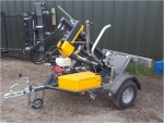 UF BMF 14 Towable Log Splitter