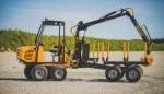 Kinetic 8X8 Forwarder