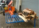 14-18 ton Road Tow Log Splitter
